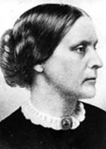 Susan B Anthony Mount Hope Cemetery