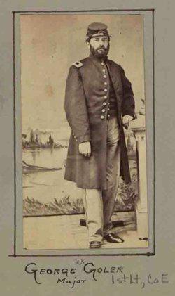 George Washington Goler-mount-hope-cemetery