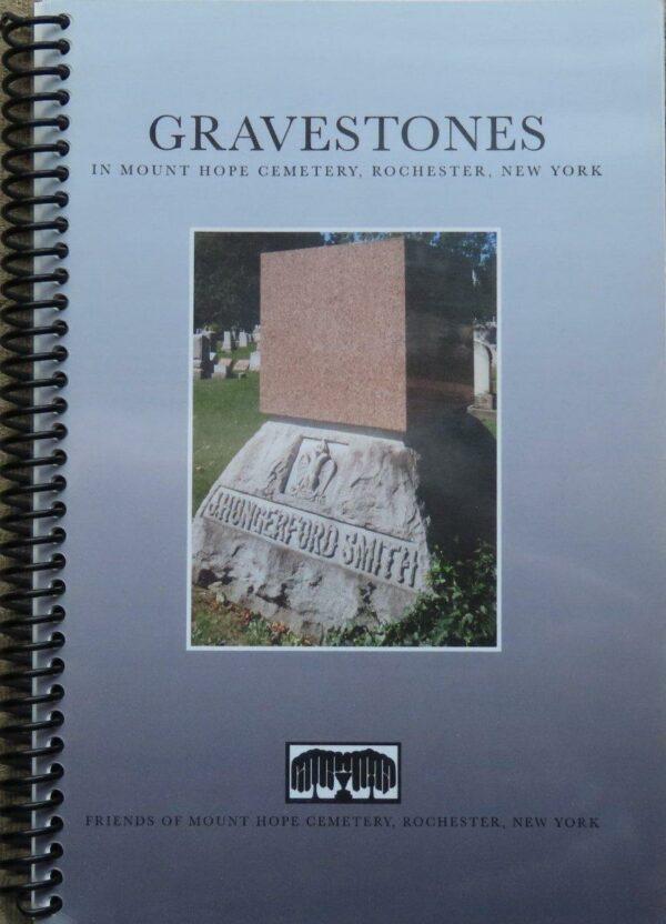 Gravestones in Mount Hope Cemetery, Rochester, New York