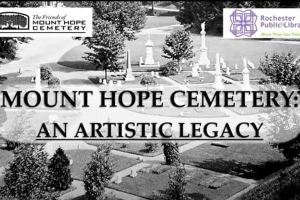 mount hope cemetery an artistic legacy mourning in the morning