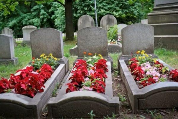 mount hope cemetery cradle graves restoration project