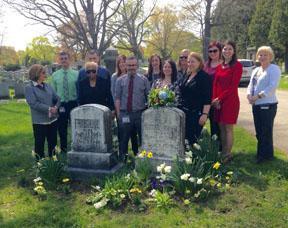 nurses wk at wald grave