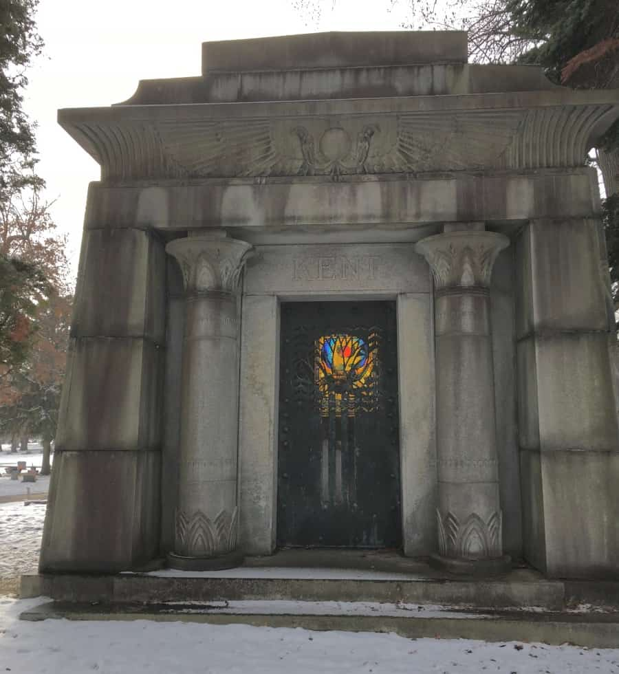 Riverside Ramble: More History, Scenery, Stories - Tour Mount Hope Cemetery