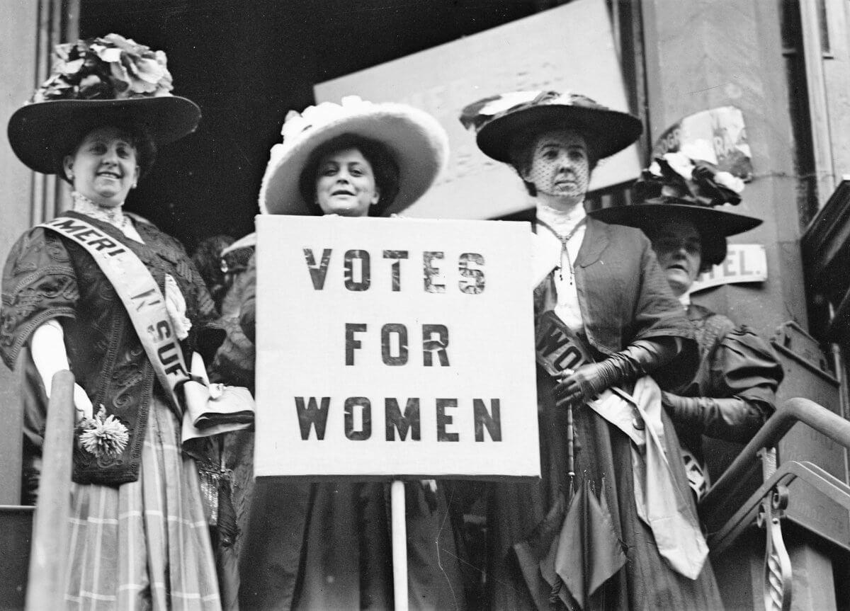 Women First: Women's Suffrage and Equality