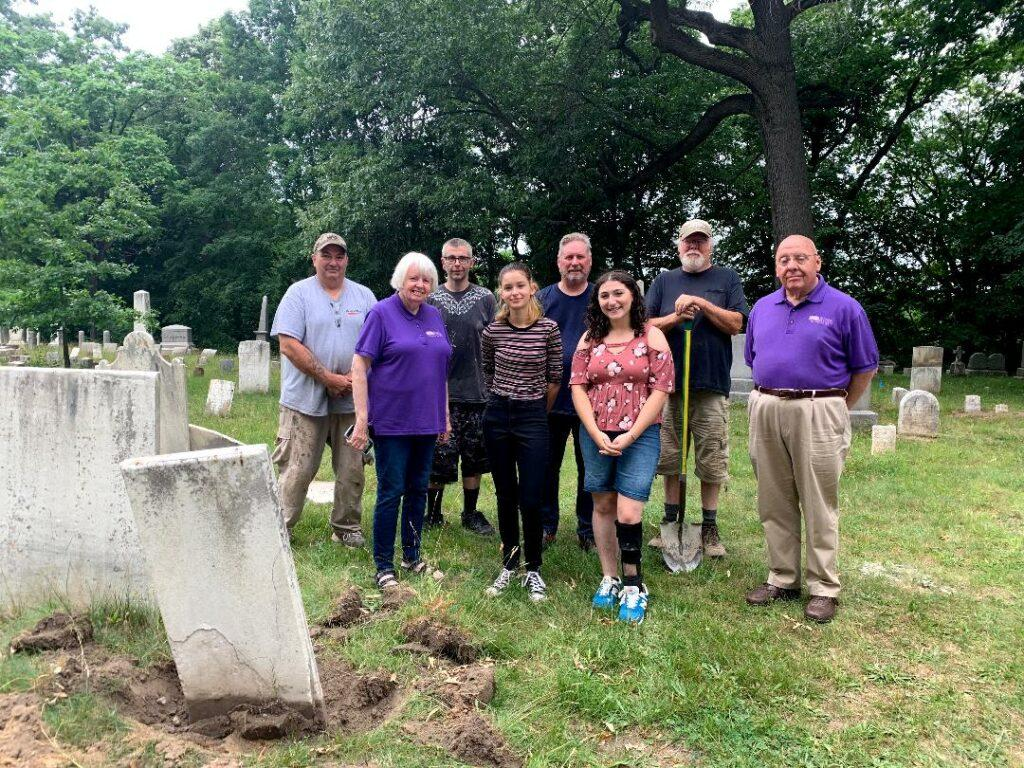 The Gift of Restoration Genesee Community Charter School and Mount Hope Cemetery