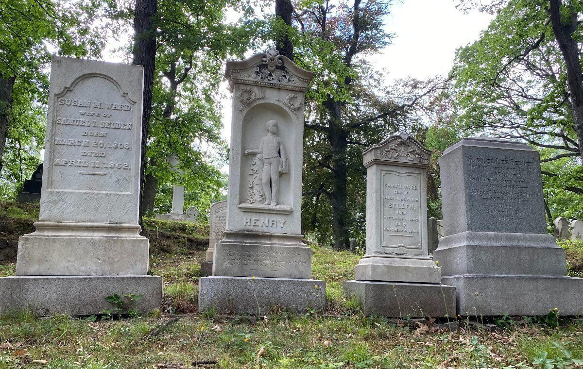 Glorious Section G –Pioneers, Reformers & Heroes