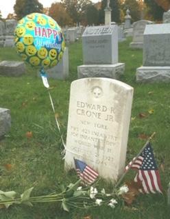 Edward Crone Gravesite
