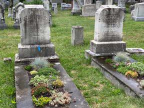 Kirstein cradle graves
