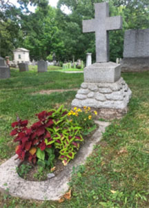 Kittie Bryan grave