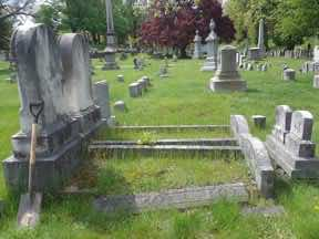 neglected cradle grave