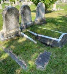 cradle graves to be restored