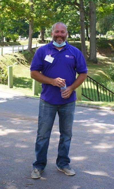 pop-up historian Tony Flier
